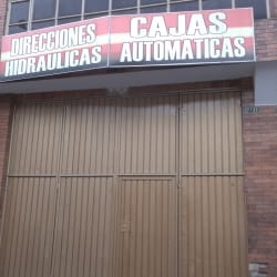 Direccion Hidraulicas Cajas Automaticas en Bogotá