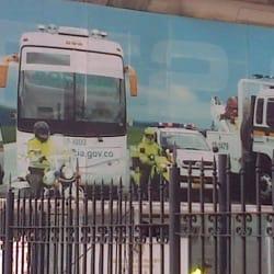 Dirección de Tránsito y Transporte en Bogotá