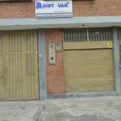 Distovar Ltda en Bogotá