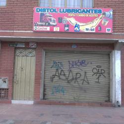 Distol Lubricantes en Bogotá