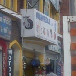 Disruedas en Bogotá