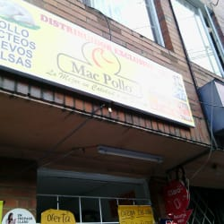 Distribuidora Exclusiva Mac Pollo en Bogotá