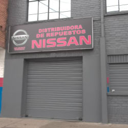 Distribuidora de Repuestos Nissan en Bogotá