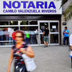 Notaria Camilo Valenzuela Riveros en Santiago