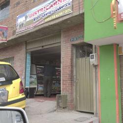 Districarnes las Orquideas en Bogotá