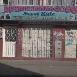 """Distriiluminaciones """"Servi Ruiz"""" en Bogotá"""