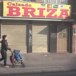 Calzado Briza en Bogotá
