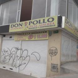 Don Pollo Diagonal 71F en Bogotá