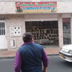 Calzado Esmeralda El Madrugon de Fátima en Bogotá