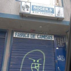 Camisas Roger's en Bogotá