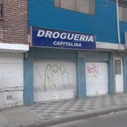 Droguería Capitalina Carrera 33 en Bogotá