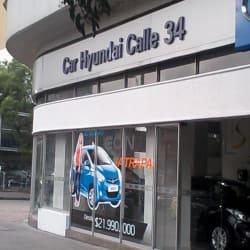 Concesionario Hyundai Calle 34  en Bogotá