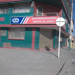 DROGUERIA MONTE BLANCO en Bogotá