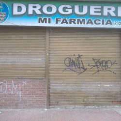 Droguería mi Farmacia R.D en Bogotá