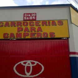 Carrocerias Recor's en Bogotá