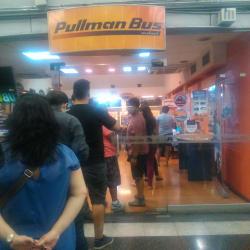 Pullman Bus - Alameda en Santiago