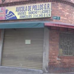 Avícola de Pollos GR en Bogotá