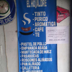 Cafetería El Hojaldro en Bogotá