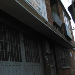 Cafetería Carrera 2 con 5 en Bogotá