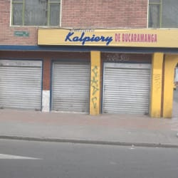 Calzado Kalpiery de Bucaramanga en Bogotá