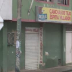 Canchas de Tejo Espitia Villabon en Bogotá