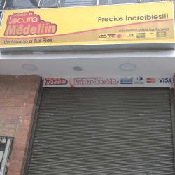Calzado La Locura de Medellín en Bogotá