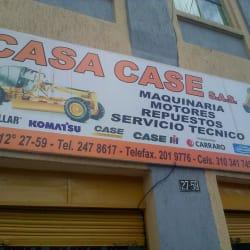 Casa Case SAS en Bogotá