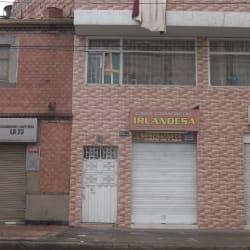 Casa Comercial Irlandesa en Bogotá