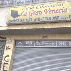 Casa Comercial La Gran Venecia en Bogotá