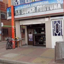 Casa Comercial La Super Fortuna en Bogotá
