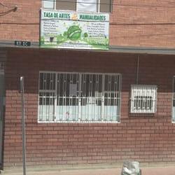 Casa de Artes y Manualidades en Bogotá