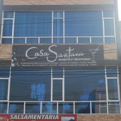 Casa Santana en Bogotá