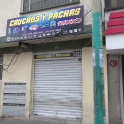 Cauchos y Pachas 7 de Agosto en Bogotá