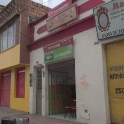 La Veleñita en Bogotá