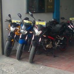 Auteco Motos Pulsar Racing en Bogotá