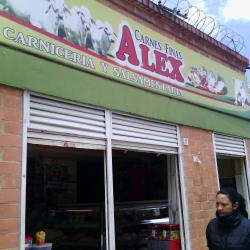 Carnes Finas Alex en Bogotá