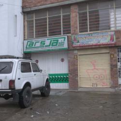 Cars JA en Bogotá