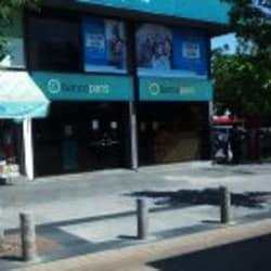 Banco Paris El Faro en Santiago