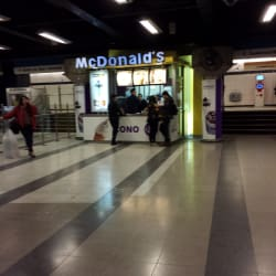 Mc donals en Santiago