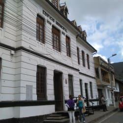 Edificio Municipal Tenjo en Bogotá