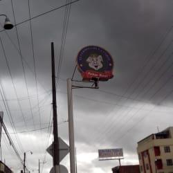 El Cerdito de la Corte en Bogotá
