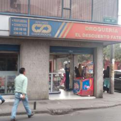 Drogueria El Descuento Fatima en Bogotá