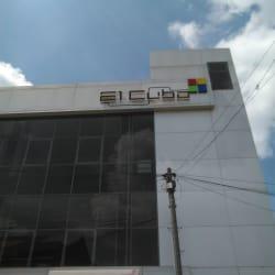 El Cubo Centro Comercial en Bogotá