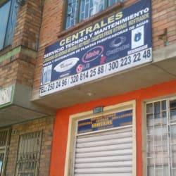 Centrales Servicio Técnico y Mantenimiento en Bogotá