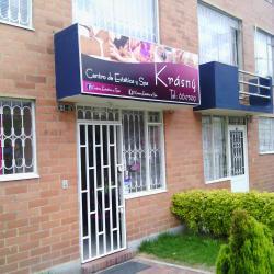 Centro de Estetica y Spa Krasny en Bogotá