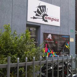 Centro de Formacion & Desarrollo Artistico Compaz en Bogotá
