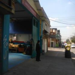 Centro de Lubricacion Metropol  en Bogotá