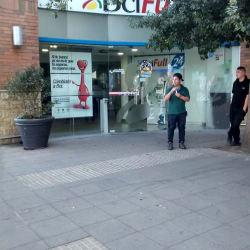 BCI - Plaza Tobalaba en Santiago