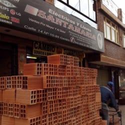 Electricos y Llaves Santamaria en Bogotá