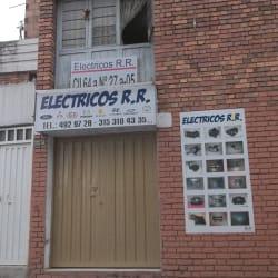 Eléctricos R.R en Bogotá